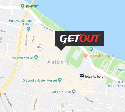 Find GetOut Aalborg